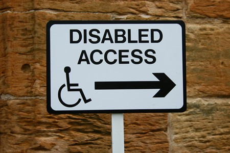 Access for Disabled Guests