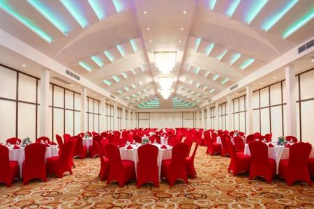 Ultra Modern Banquet Hall